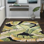 Tropical Area Rugs You Ll Love In 2020 Wayfair