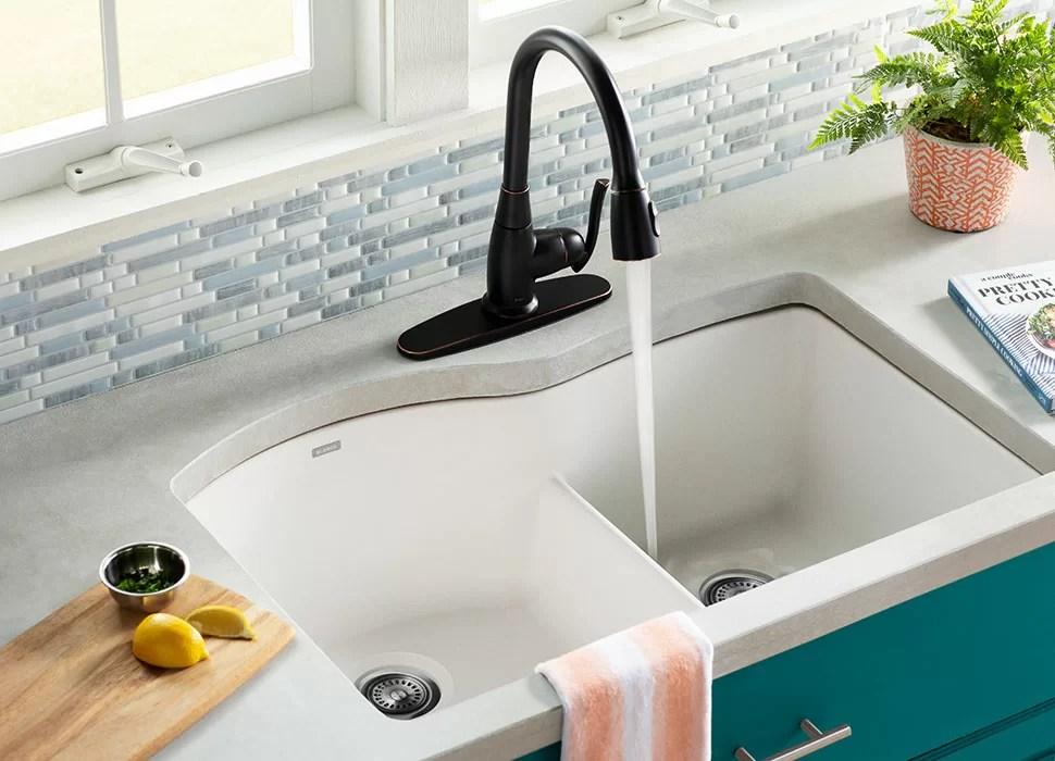 how to install a kitchen sink wayfair