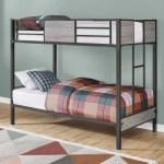 Isabelle Max Bulloch Twin Bunk Bed Wayfair