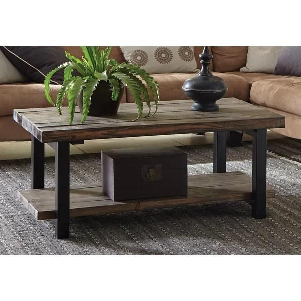 adams coffee table