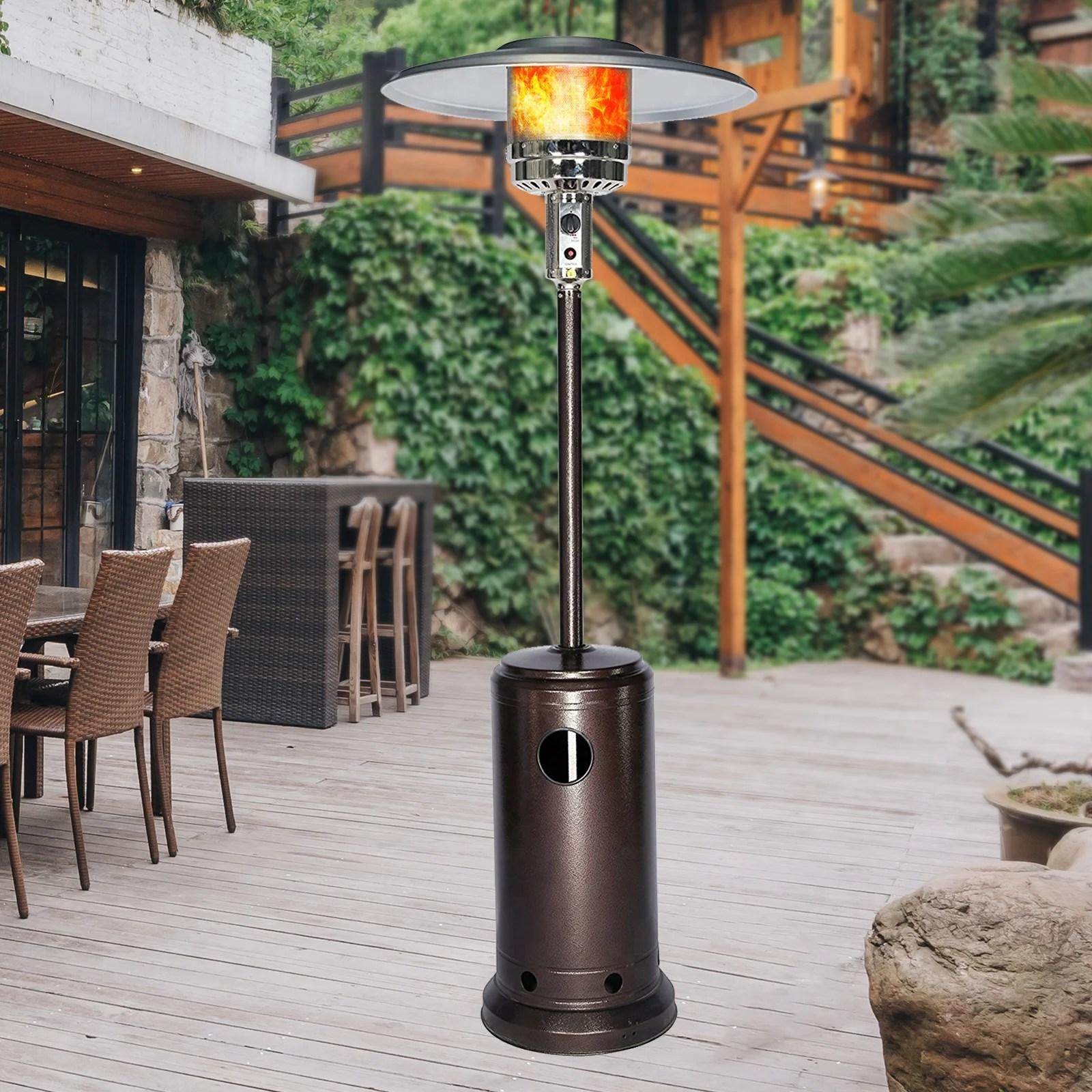48 000 btu outdoor propane patio heater