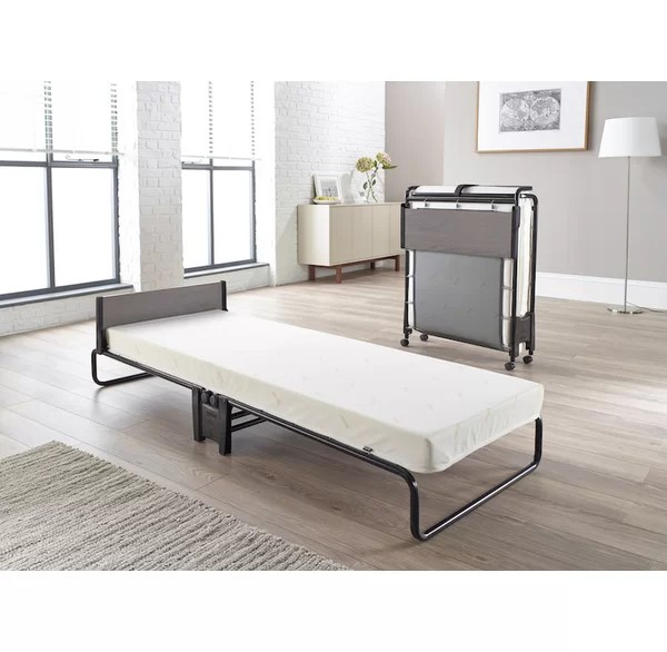 Jay Be Inspire Folding Bed With Memory Foam Mattress Reviews Wayfair