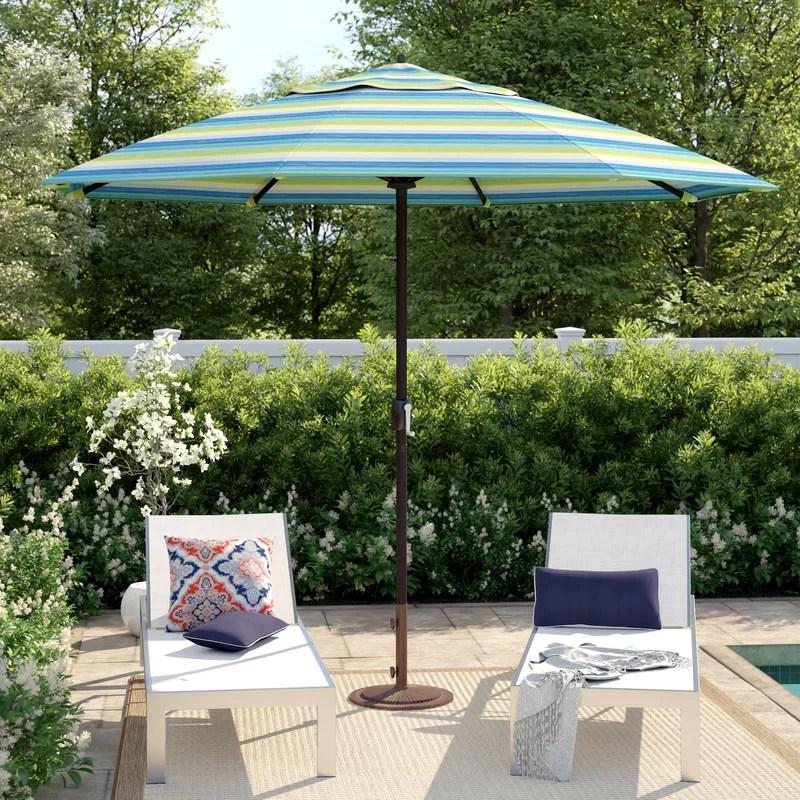 plante 108 market sunbrella umbrella