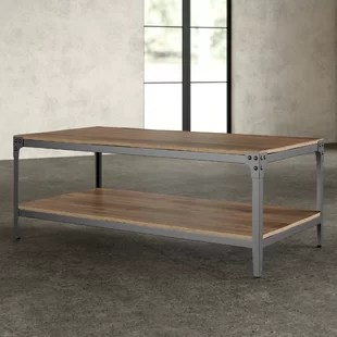 cainsville coffee table with storage