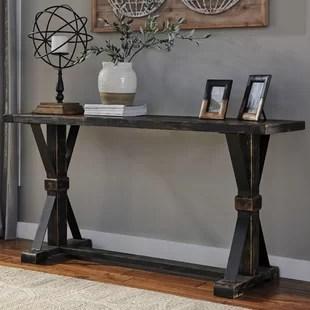 Birch lane sofa table microfinanceindia t austin design console tables birch lane watchthetrailerfo