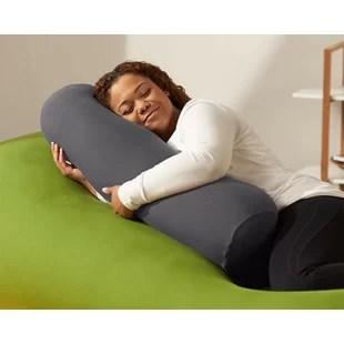 buddy roll bolster pillow cover insert