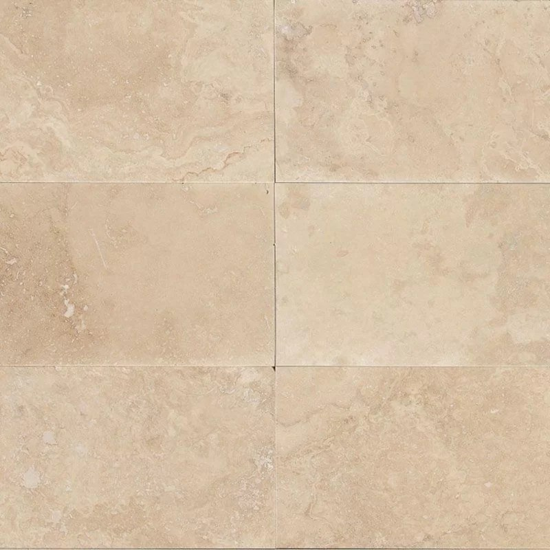 12 x 24 travertine marble look wall floor tile