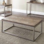 Brass Silver Coffee Tables You Ll Love In 2020 Wayfair
