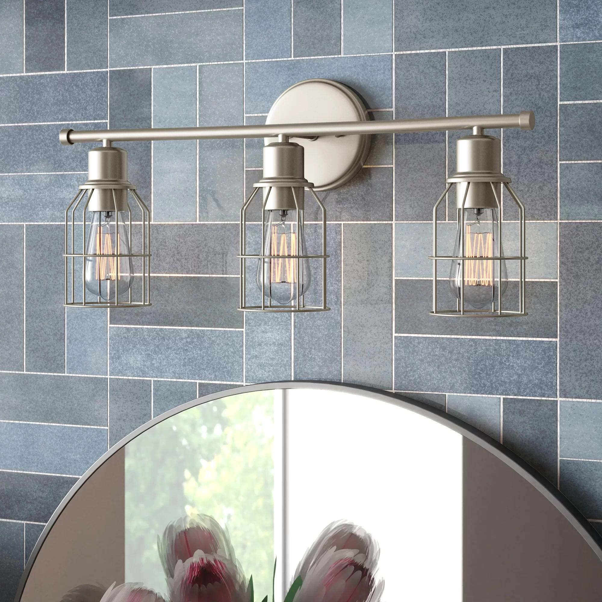 industrial vanity lights free