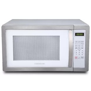 farberware classic 16 93 1 1 cu ft 1000 watt countertop microwave