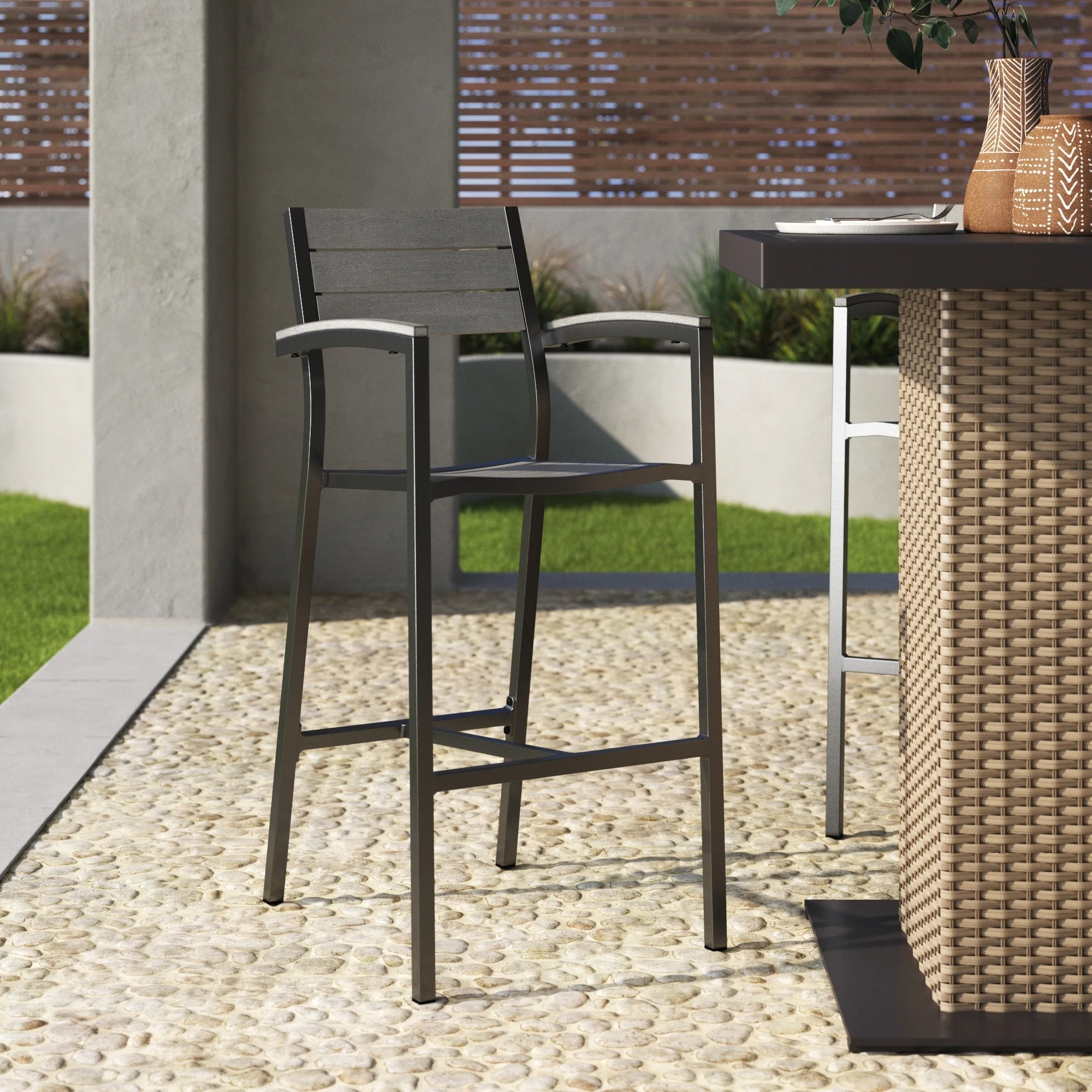 windsor 28 5 patio bar stool