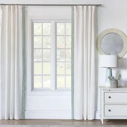 luxury patio sliding door curtains