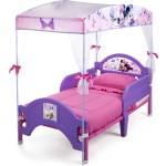 Delta Children Disney Minnie Mouse Bow Tique Convertible Toddler Bed Reviews