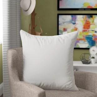 daria square pillow insert