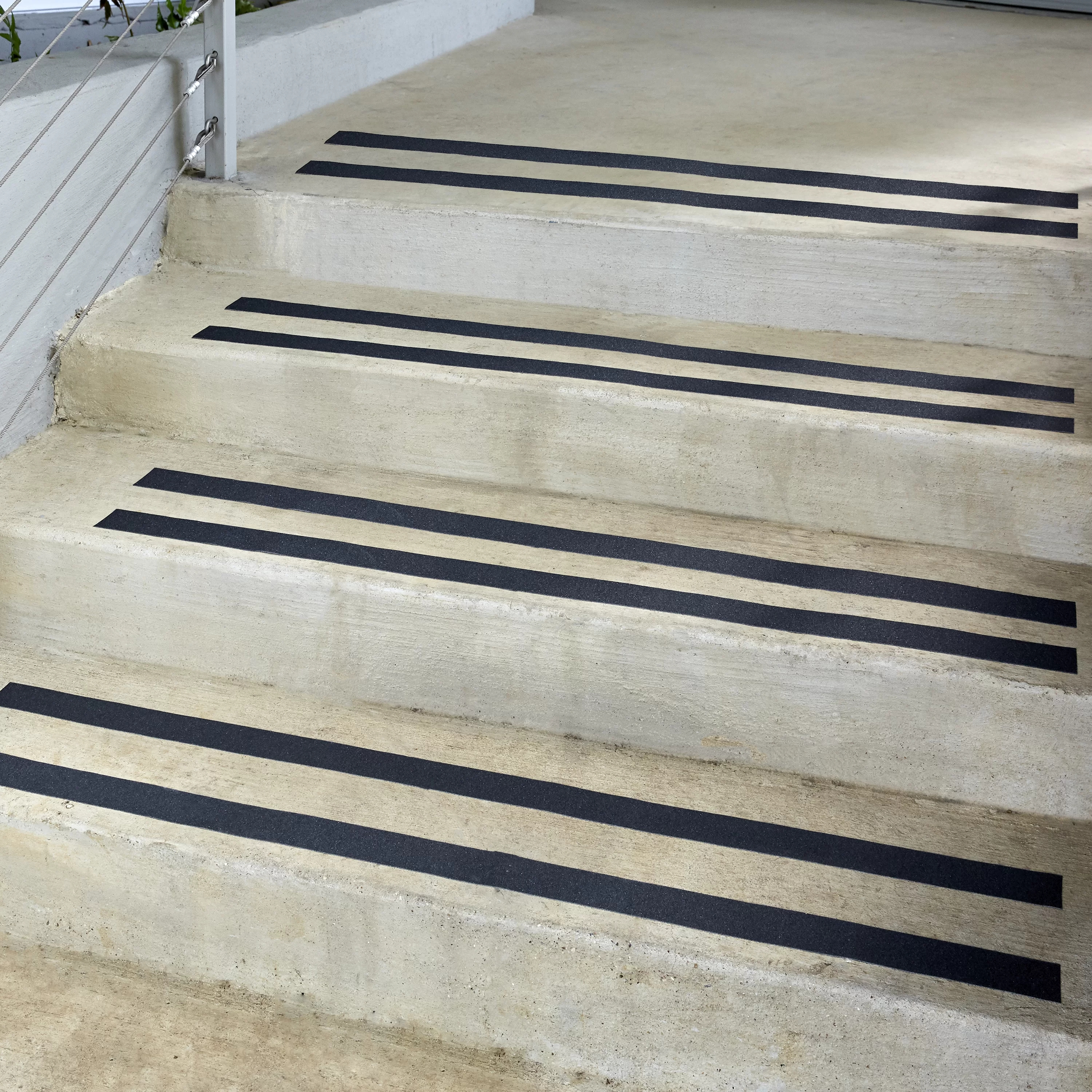 Mohawk Home Gripper Tape Gray Stair Tread Reviews Wayfair | Grey Wood Stair Treads | Coloured | Marble | Low Cost | Gray Color | Porcelain