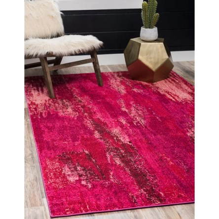 Killington Pink Area Rug
