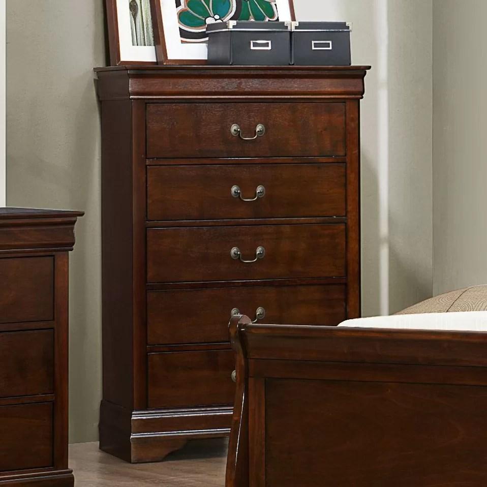 cherry wood dresser wayfair