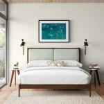 Evalyn Upholstered Low Profile Platform Bed Reviews