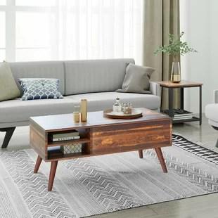 waddington lift top coffee table with storage