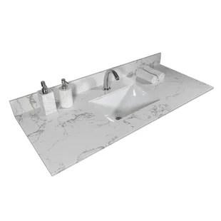 37 inch sink vanity tops you ll love in