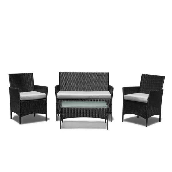 small outdoor seating sets