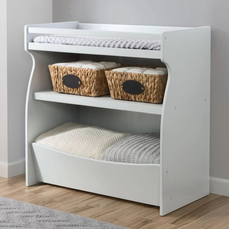 2-in-1 Changing Table with Pad