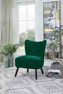 Brown Green Accent Chairs You Ll Love In 2020 Wayfair