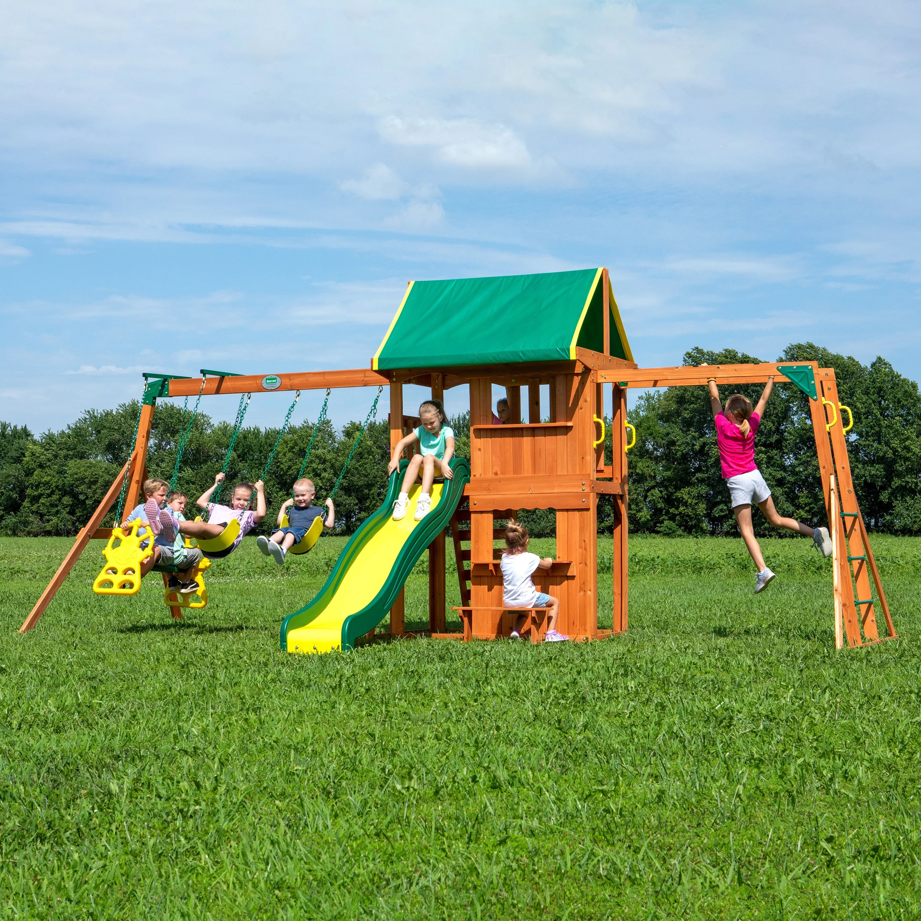 swing sets playsets you ll love in