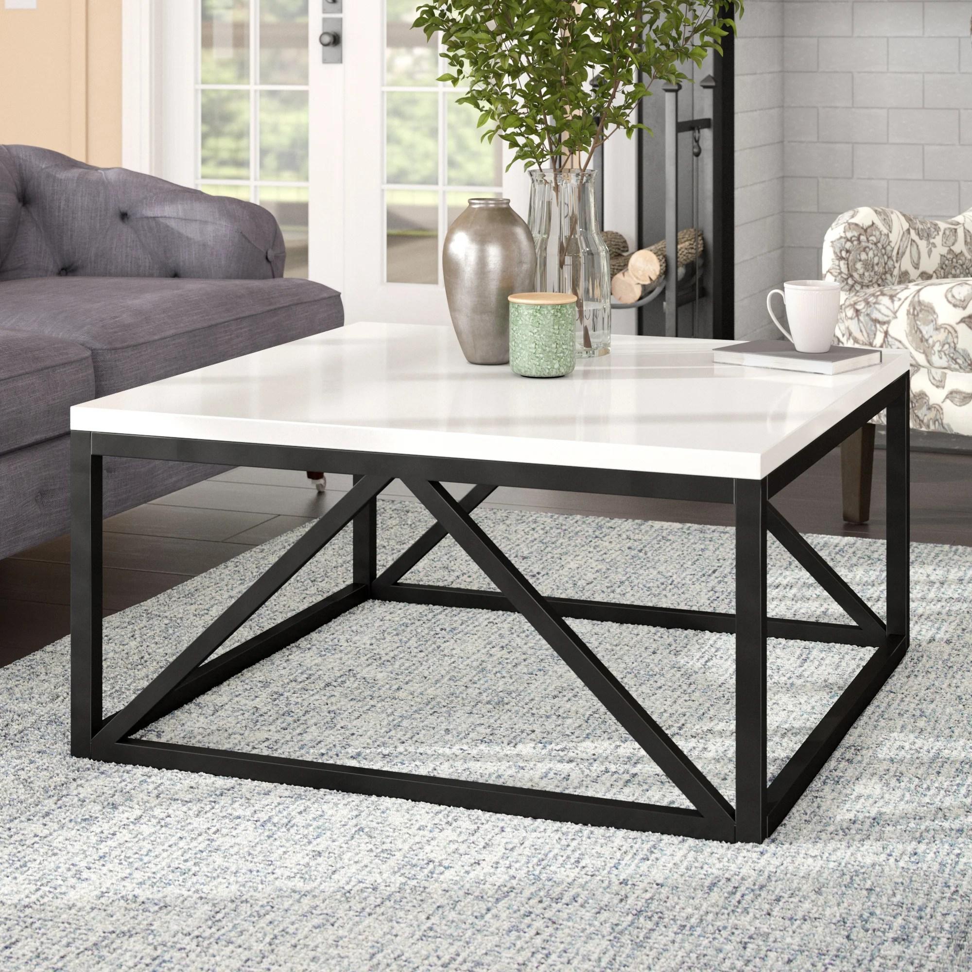 round 36 inch coffee table wayfair