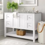 Wayfair White Bathroom Vanities You Ll Love In 2021