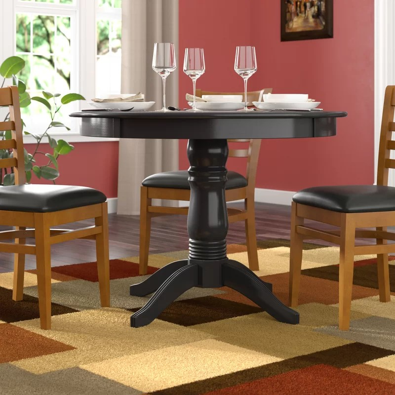 Oneill Solid Wood Dining Table