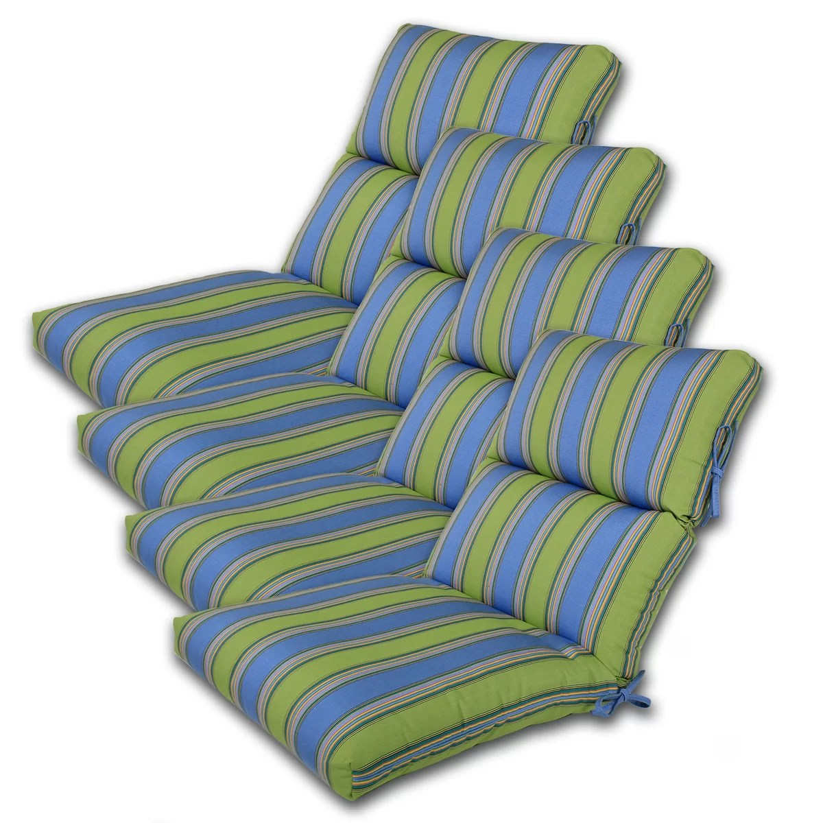 Highland Dunes Indoor Outdoor Sunbrella Chair Cushion Reviews Wayfair Ca