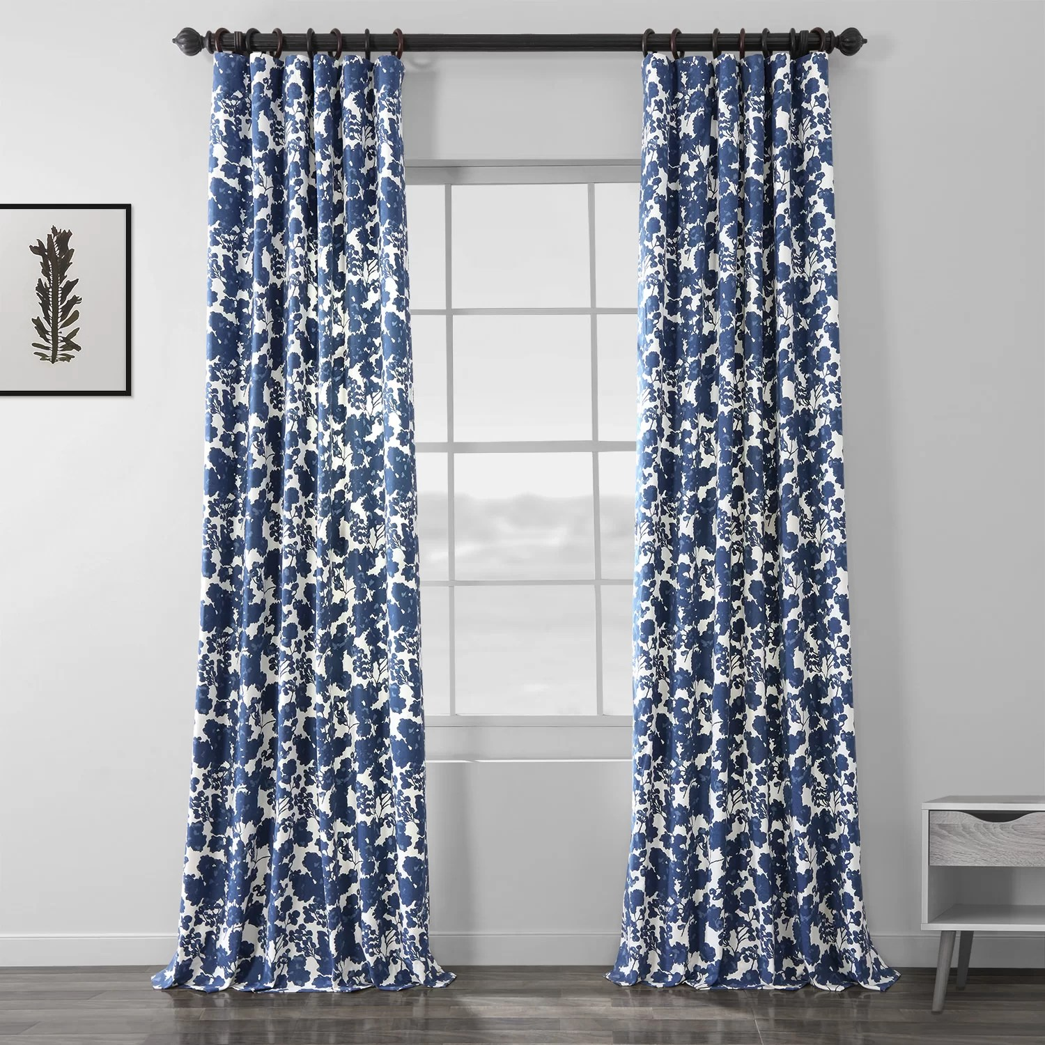 Blue Country Curtains Drapes You Ll Love In 2020