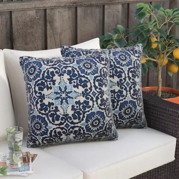 outdoor pillows cushions you ll love