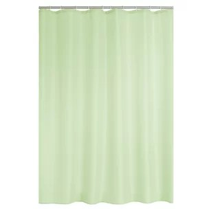 green shower curtains you ll love