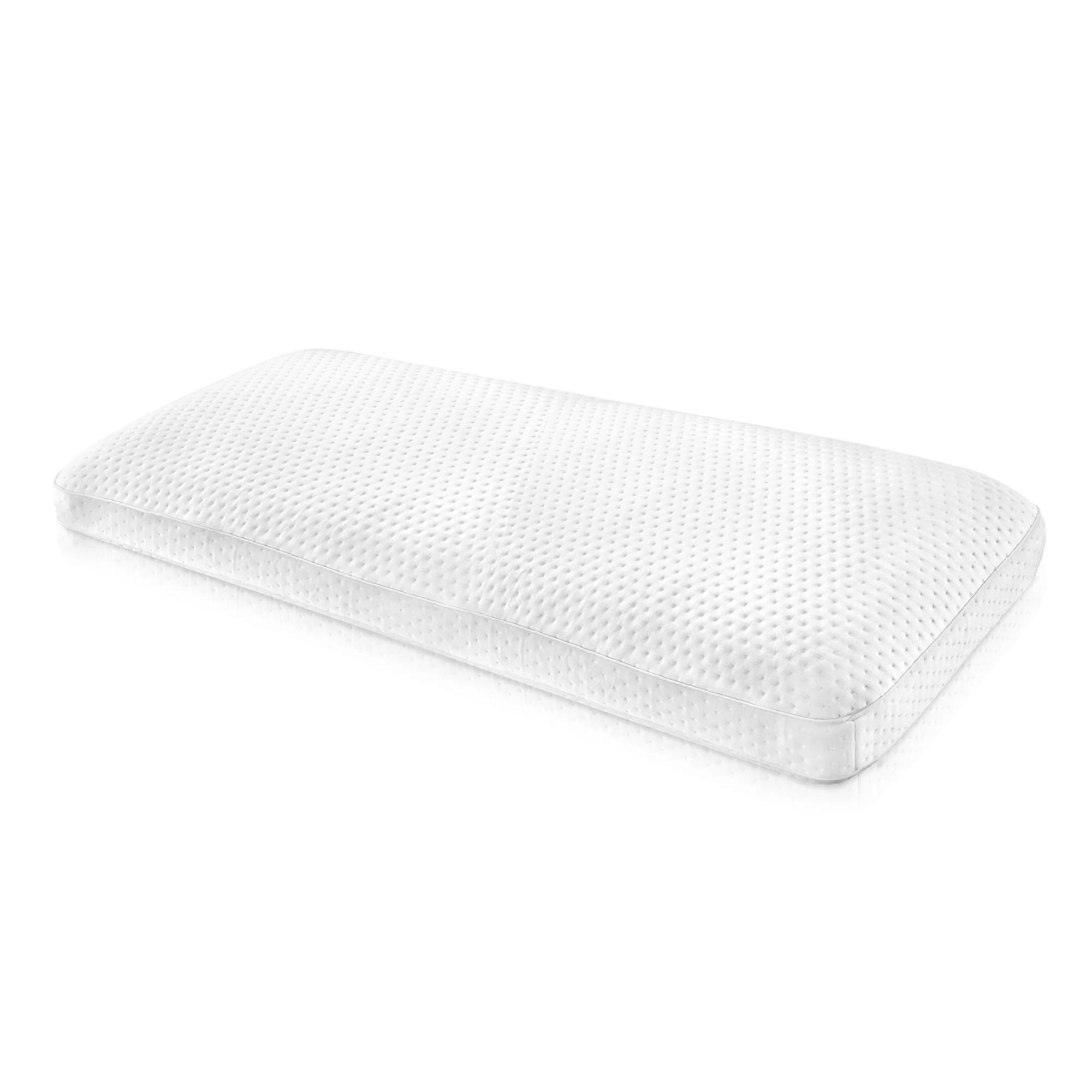 luxury extraordinaire gusseted oversized memory foam medium support pillow