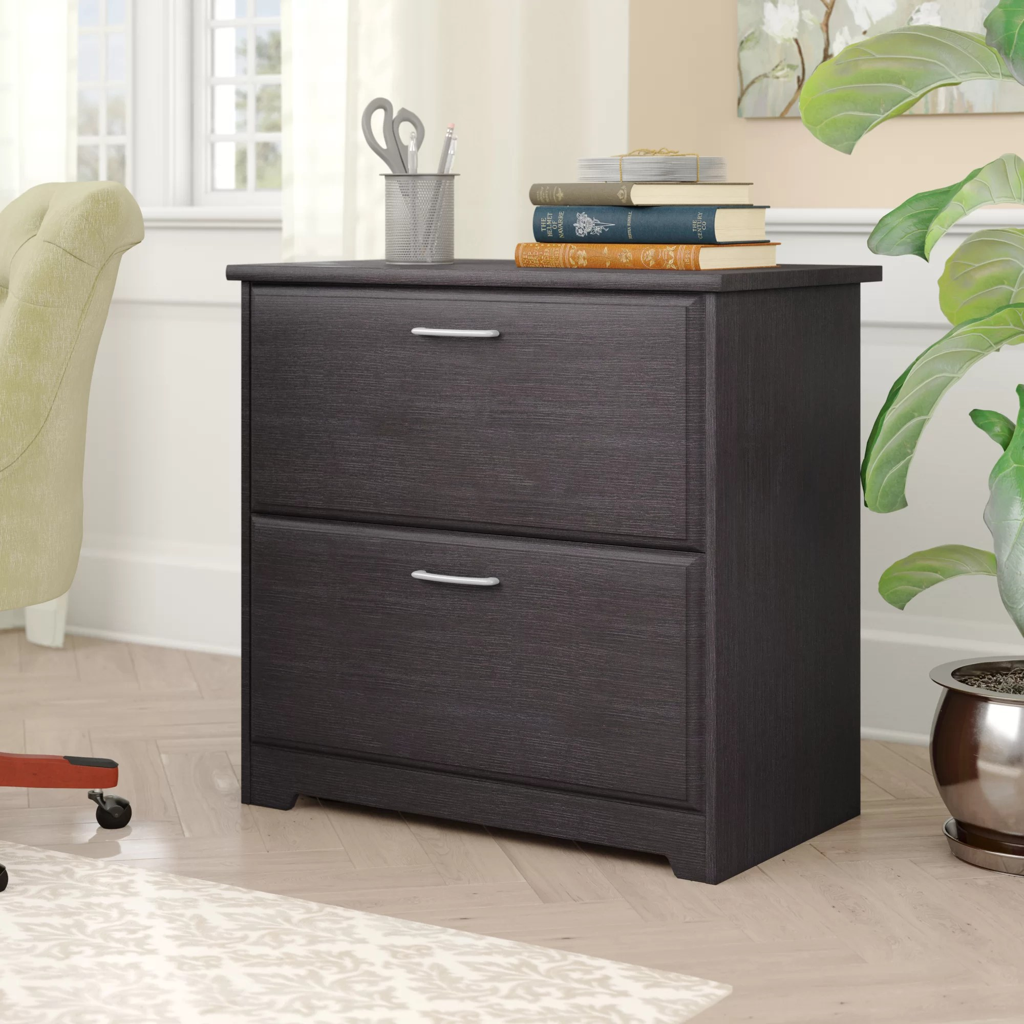 Red Barrel Studio Hillsdale 2 Drawer Lateral Filing Cabinet Reviews