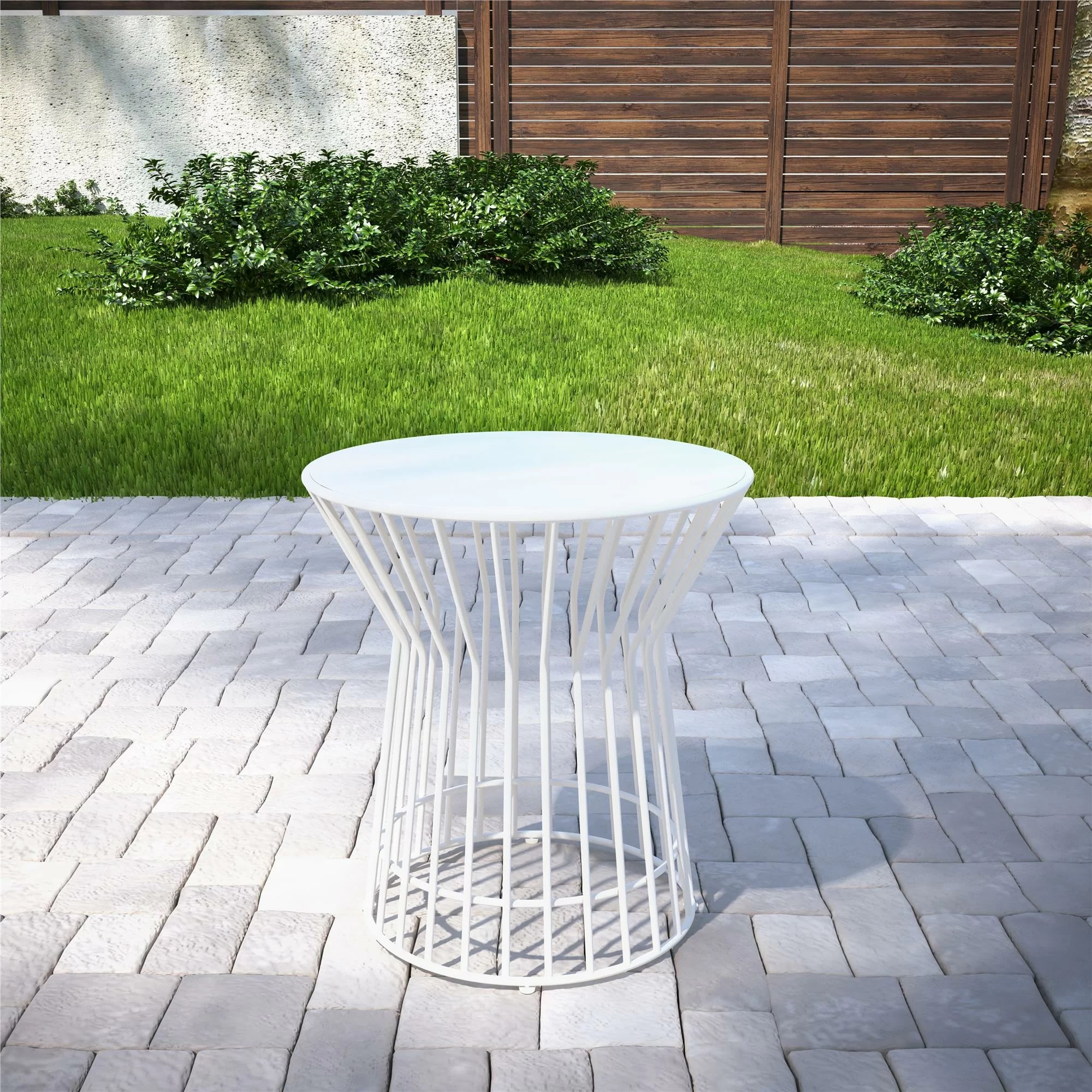 round patio tables free shipping over