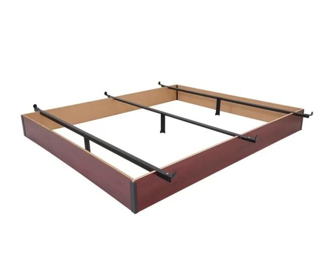 Mantua Wood Bed Frame