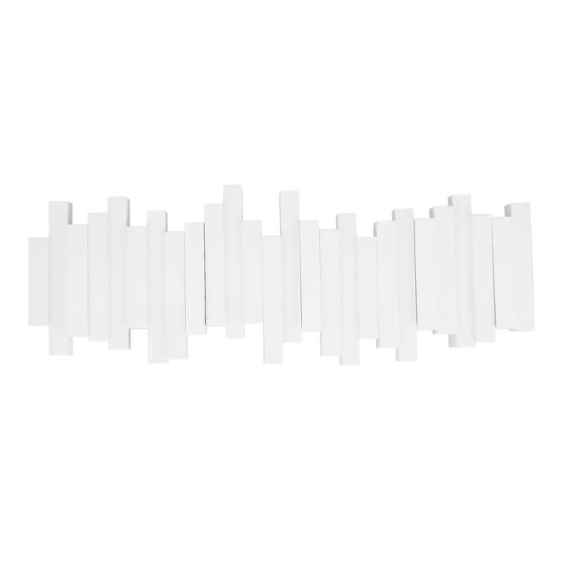 sticks wall mounted coat rack