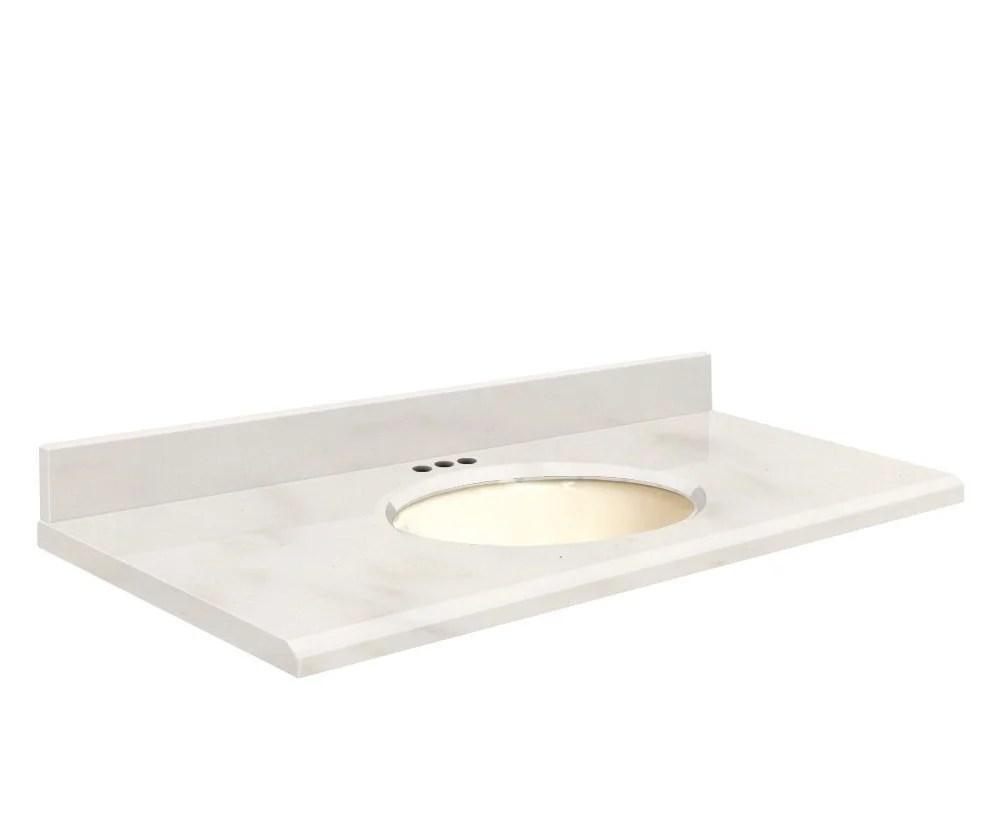 left offset sink 49 vanity tops you ll