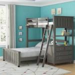 L Shaped Loft Bed