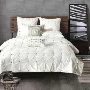bedding sets with pillow shams throw