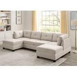 broyhill sectional sofas wayfair