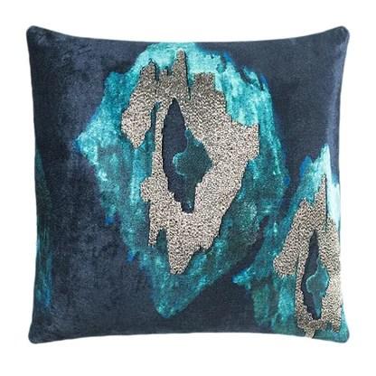 luxury velvet decorative pillows perigold