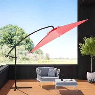 stuart 9 5 cantilever umbrella