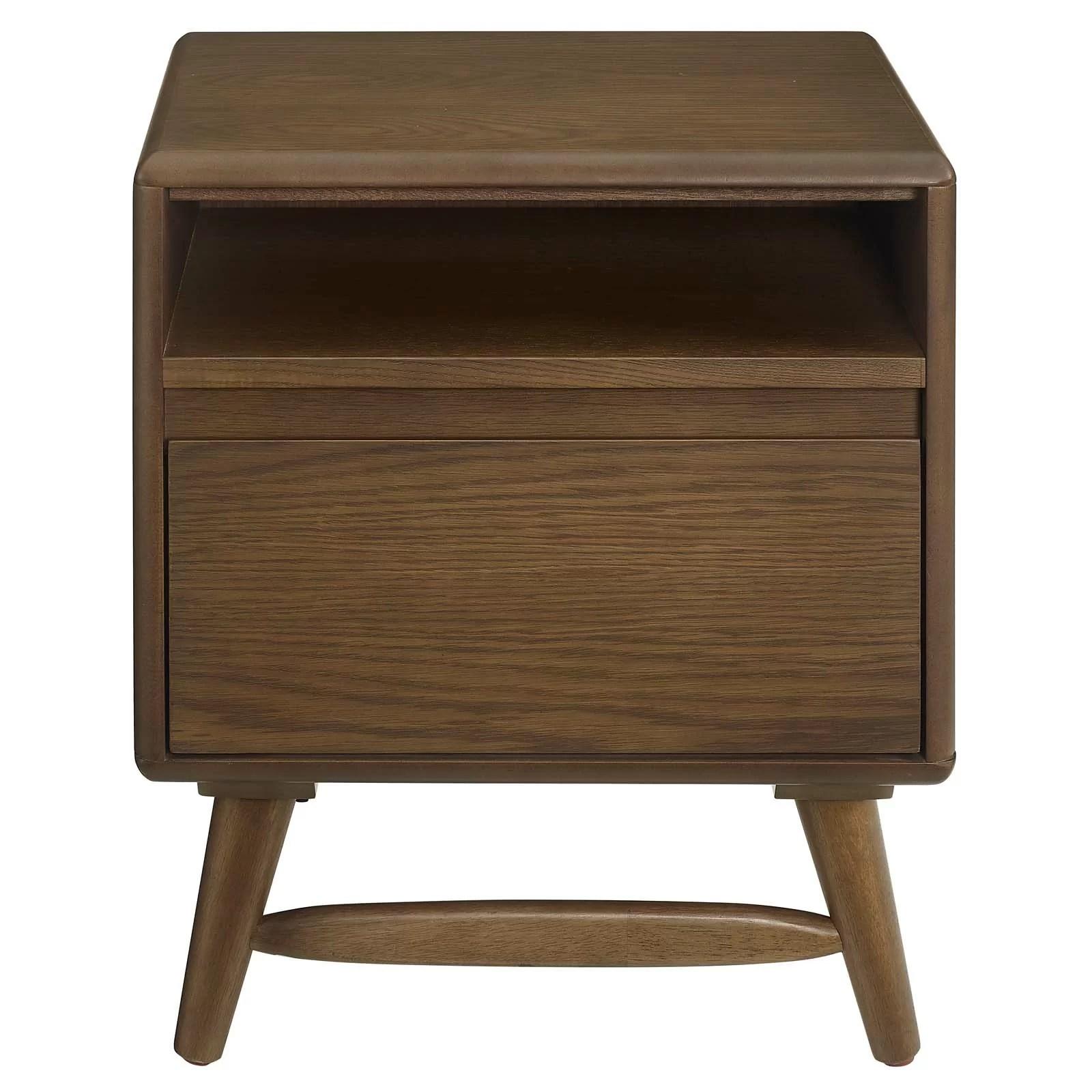 Burruss Wood Nightstand