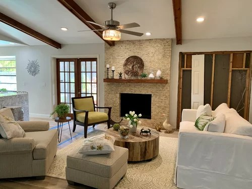 1000 Farmhouse Living Room Design Ideas Wayfair