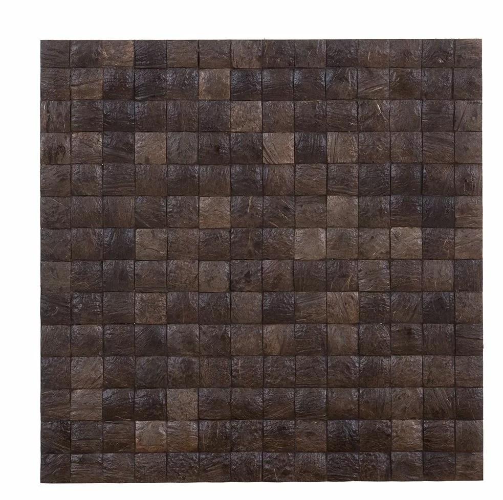 kelapa 17 x 17 coconut wood look tile