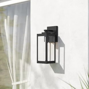 ainsworth medici bronze outdoor wall lantern